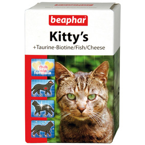Beaphar Kitty's mix 180ks