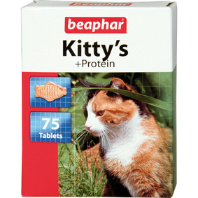 Beaphar Kitty's protein 75ks