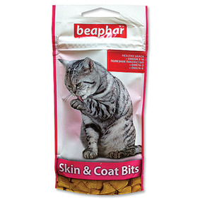 BEAPHAR Skin and Coat bits 35g