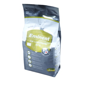Eminent cat sterile light 2 kg