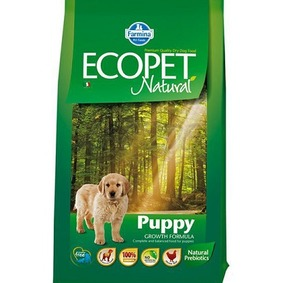 Farmina Ecopet puppy medium 2,5kg granule