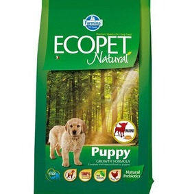 Farmina Ecopet puppy mini 2,5kg granule
