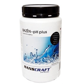 Hanscraft PH plus bazén 0,9kg