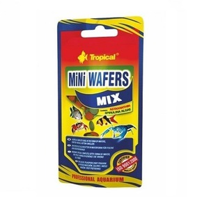 TROPICAL-Mini Wafers MIX 18 g DOYPACK